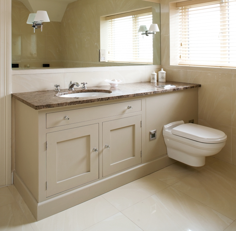 Bespoke Units | Sample Bathroom 1
