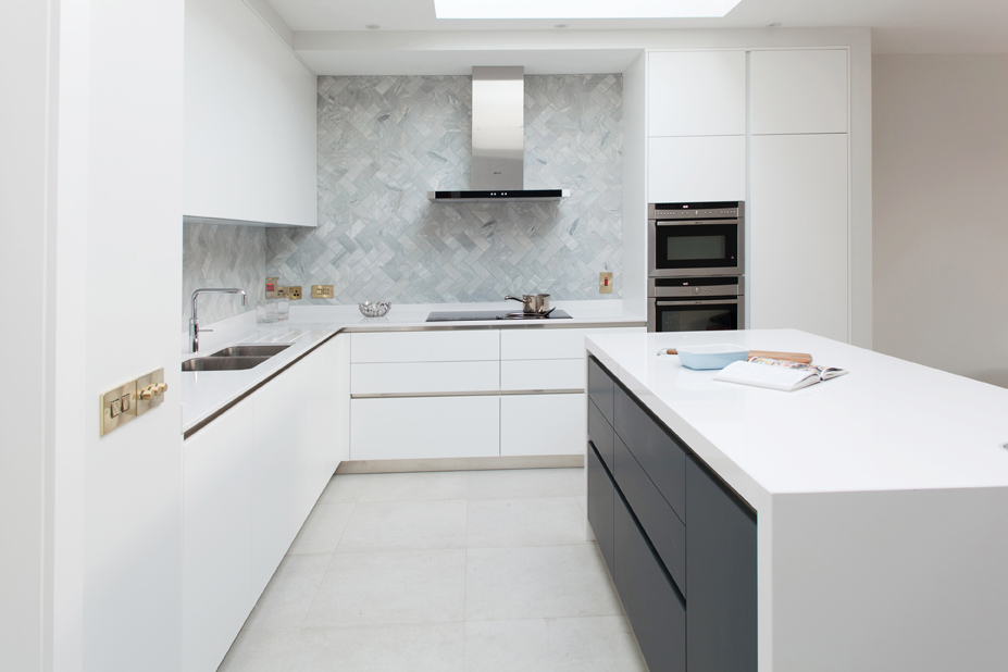 Exceptional Contemporary Kitchens | Waterloo Road, Dublin