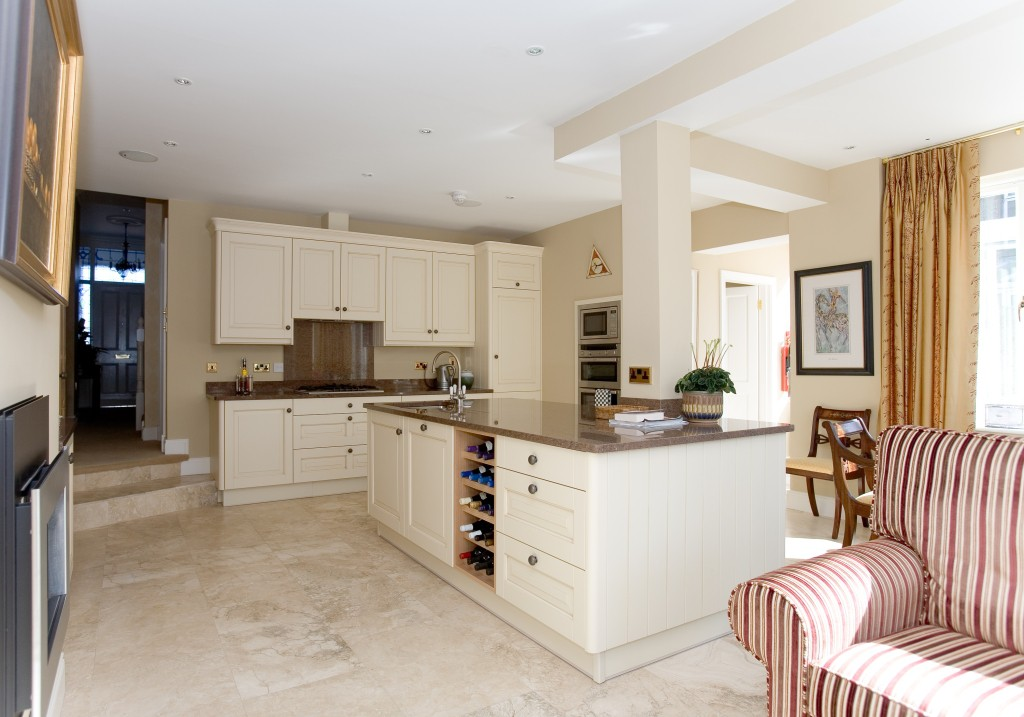 Traditional Designer Kitchens Design Kitchen Ranelagh Dublin