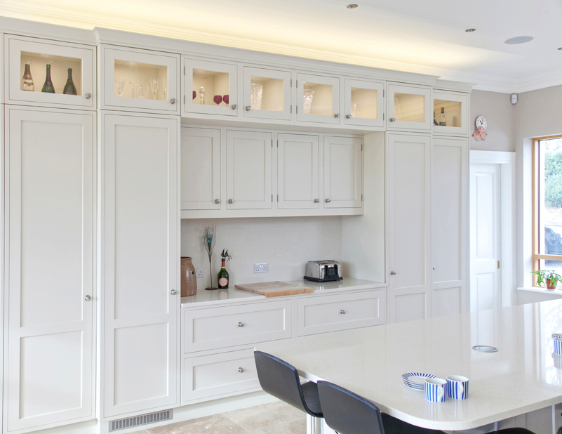 Traditional Designer Kitchens Design Kitchen Kilternan